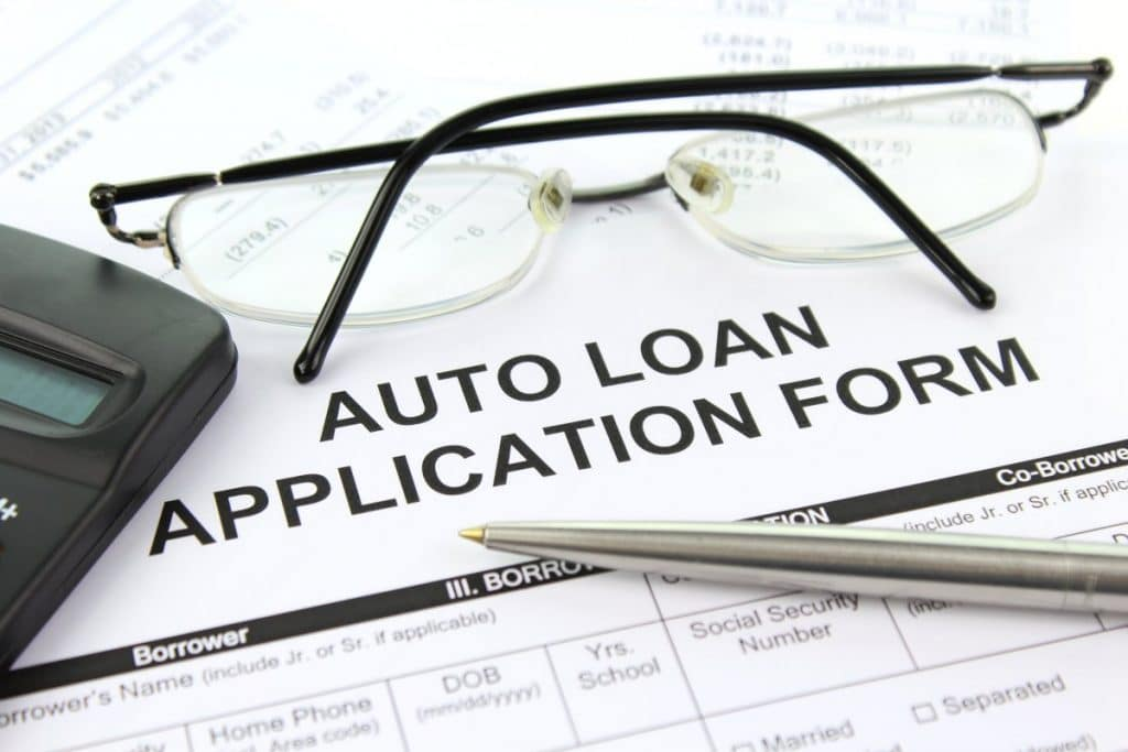 Do You Need Downpayment For Car Loan