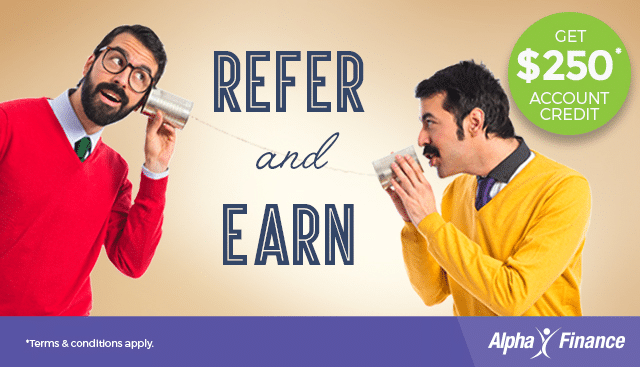 Refer and Earn Promotion