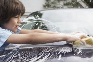 Windscreen Cleaning