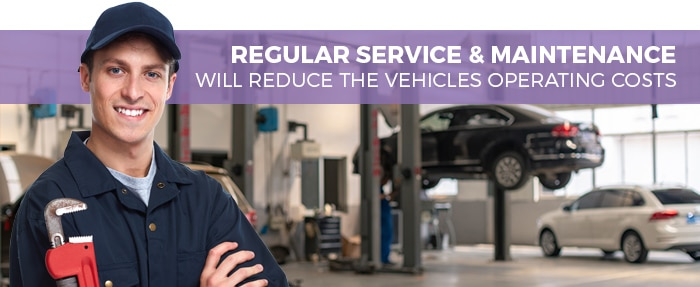 Regular Service and Maintenance